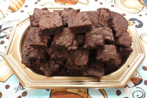 Book Club brownies!