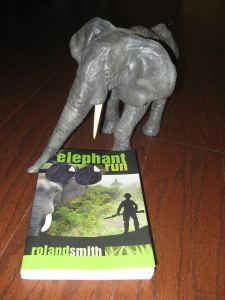 Bbbbbrrrrrrrroooooooooouuuuuuuuu!  (That's an elephant sound)